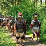 Römer- und Germanentage am Schauplatz der Varusschlacht