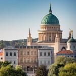 Potsdam ist ein Juwel wenn es um malerische Schlösser und Bauwerke geht
