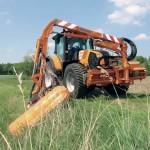 Traktoren mit Kommunalkompetenz