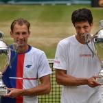 Lukasz Kubot/Marcelo Melo gewinnen den Doppeltitel beim ATP 500er Rasenevent