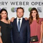 Gerry Weber Open: Fashion Night vor dem Turnierfinale