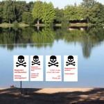 Die Idylle trügt: Tödliche Gefahren in Baggerseen