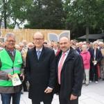 """Landtagspräsident begeistert von """"einmaliger Gartenschau"""""""