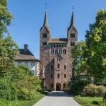 """Im Westwerk Corvey ist eine virtuelle Reise in die """"Himmelsstadt"""" geplant"""