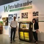 Wirtschaftswunder –  Deutsche Automaten der 50er- und 60er-Jahre