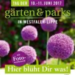Botanische und historische Führungen durch den Kurpark