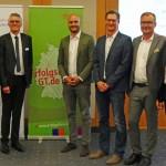 Stärkung der digitalen Wettbewerbsfähigkeit von Unternehmen