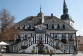 Das historische Rathaus in Rietberg gilt als eines der schönsten Westfalens.