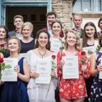 Eine starke Gemeinschaft – 16 Waldorfschüler feiern ihr Reifezeugnis