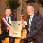 40 Jahre Städtepartnerschaft zwischen Gütersloh und Châteauroux