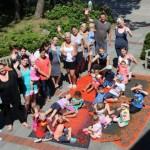 Renate Gehring Stiftung lud zur Familienzeit auf Spiekeroog ein