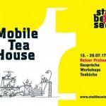 """Das """"Mobile Tea House"""" zu Gast auf Herfords Plätzen"""