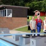 Freibad Hiddesen: Öffnungszeiten bis Ende der Sommerferien sichergestellt