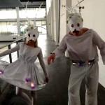 Kostümbau/ Animationsfilm Workshop beim Kulturrucksack NRW