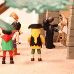Luthers Leben in Playmobil