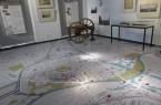 """Blick in die Ausstellung """"Menschen, Schiffe und Maloche"""" (© Mindener Museum, 2017)"""
