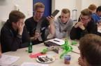Björn Landgrebe stellt neuartige Hilfsmittel für Sportler mit eingeschränkter Mobilität vor © Universität Paderborn