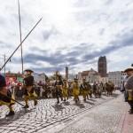 Kavallerie und Kubb: Zum Schwedenfest nach Wismar