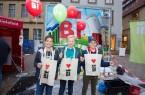 """Die freie Nutzungsmöglichkeit des """"BIE""""-Stadtlogos für Privatpersonen hat bereits maßgeblich zur Etablierung des Markenauftritts in der Stadt geführt."""