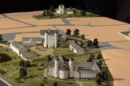 Stadtmodell von Paderborn