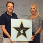 Große Ehre für Sarah Connor • Pop-Queen erhielt den >Walk of Fame-Stern<