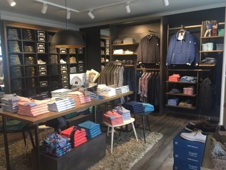 bugatti Store Foehr. Foto: bugatti