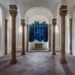 Zeitgenössische Kunst in mittelalterlichen Räumen