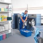 Schonend waschen mit Rundum-Service: Das Miele-Paket für die Gebäudereinigung