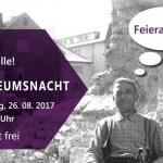 Feierabend! Paderborner Museumsnacht