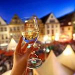 Weinmarkt verwandelt Bielefelder Altstadt