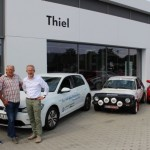 Rheda-Wiedenbrück wird  zum Mekka des Rallyesports