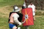 Gladiatoren-Tag im Freilichtmuseum Oerlinghausen