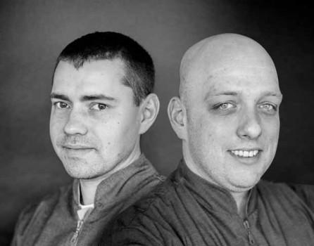 Bastian Brauner und Patrick Büscher (Küchenchefs) © Max Sonnenschein