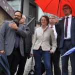 Ministerin auf Heimat-Tour – Ina Scharrenbach zu Besuch in Minden