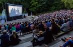 Mittlerweile Tradition: Das Sommerkino auf der Freilichtbühne