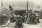 Die Industrialisierung mit Dampfmaschinen machte selbst vor der Landwirtschaft Westfalen um 1900 keinen Halt. (© Mindener Museum)