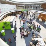 Zentraler Begegnungsort für Stadtgesellschaft und Wissenschaft