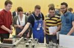 Von den neuen Auszubildenden werden 23 einen der Berufe Industriekaufmann (m/w), Industriemechaniker (m/w), Fachkraft für Lebensmitteltechnik (m/w), Elektroniker für Betriebstechnik (m/w) oder Informatikkaufmann (m/w) erlernen. Foto:Dr. Oetker