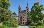 """Im Westwerk Corvey ist eine virtuelle Reise in die """"Himmelsstadt"""" geplant.Foto: Wolfgang Noltenhans"""