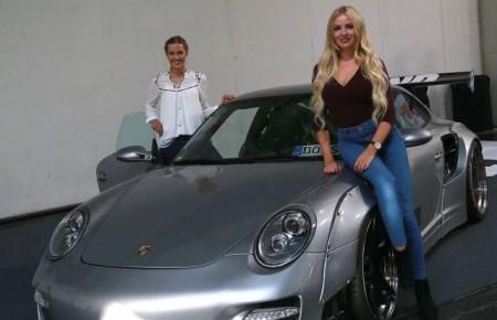 Premiere für die Autotage beim Dortmunder Herbst Westfalenhallen Dortmund GmbH/Foto: Anja Cord