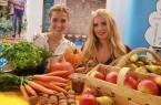 Gesundes Superfood gibt es nicht nur aus Asien, sondern auch aus heimischen Landen, wie der DHB -  Netzwerk Haushalt in Halle 6 demonstriert.. Westfalenhallen Dortmund GmbH/Foto: Anja Cord