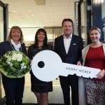 Große Neueröffnung des GERRY WEBER Stores in Halle/Westfalen