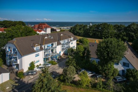 Nur wenige Meter vom feinsandigen Strand entfernt,liegt das Hotel&Restaurant Seebrücke.