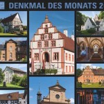 Kalender Denkmal des Monats 2018
