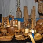 Über 60 Aussteller beim Kunsthandwerkermarkt in der Stadthalle Lübbecke