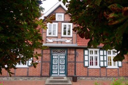 Orts- und Inselgeschichte gibt es im Museum & Museumshof. Foto: Klaus Ottenberg
