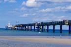 Seebrücken gehören zum beliebtesten Ausflugsziel der Urlauber.