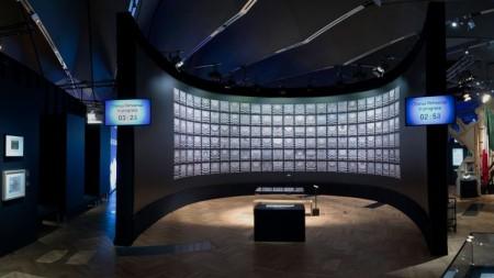 """Bertelsmann stellt Exponate aus Ricordi-Archiv für den """"Nabucco""""-Raum der spektakulären Opern-Ausstellung im V&A bereit © Victoria and Albert Museum"""