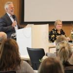 Hilfe vor Ort – Sozialpsychiatrischer Dienst feiert 40-jähriges Bestehen