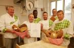 Brotprüfung